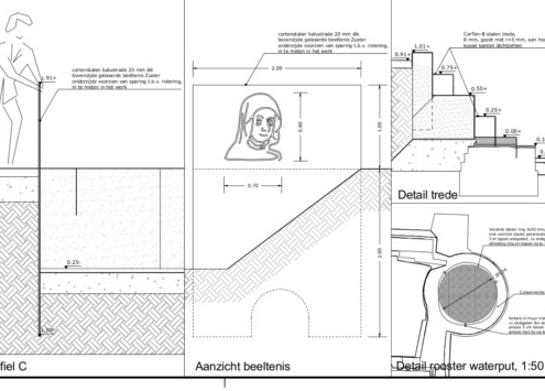 ontwerp openbare ruimte Ben Kuipers MAAKspace