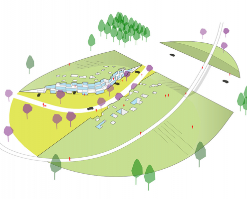 ROTTERDAM Park ontwerp buitenruimte MAAKspace